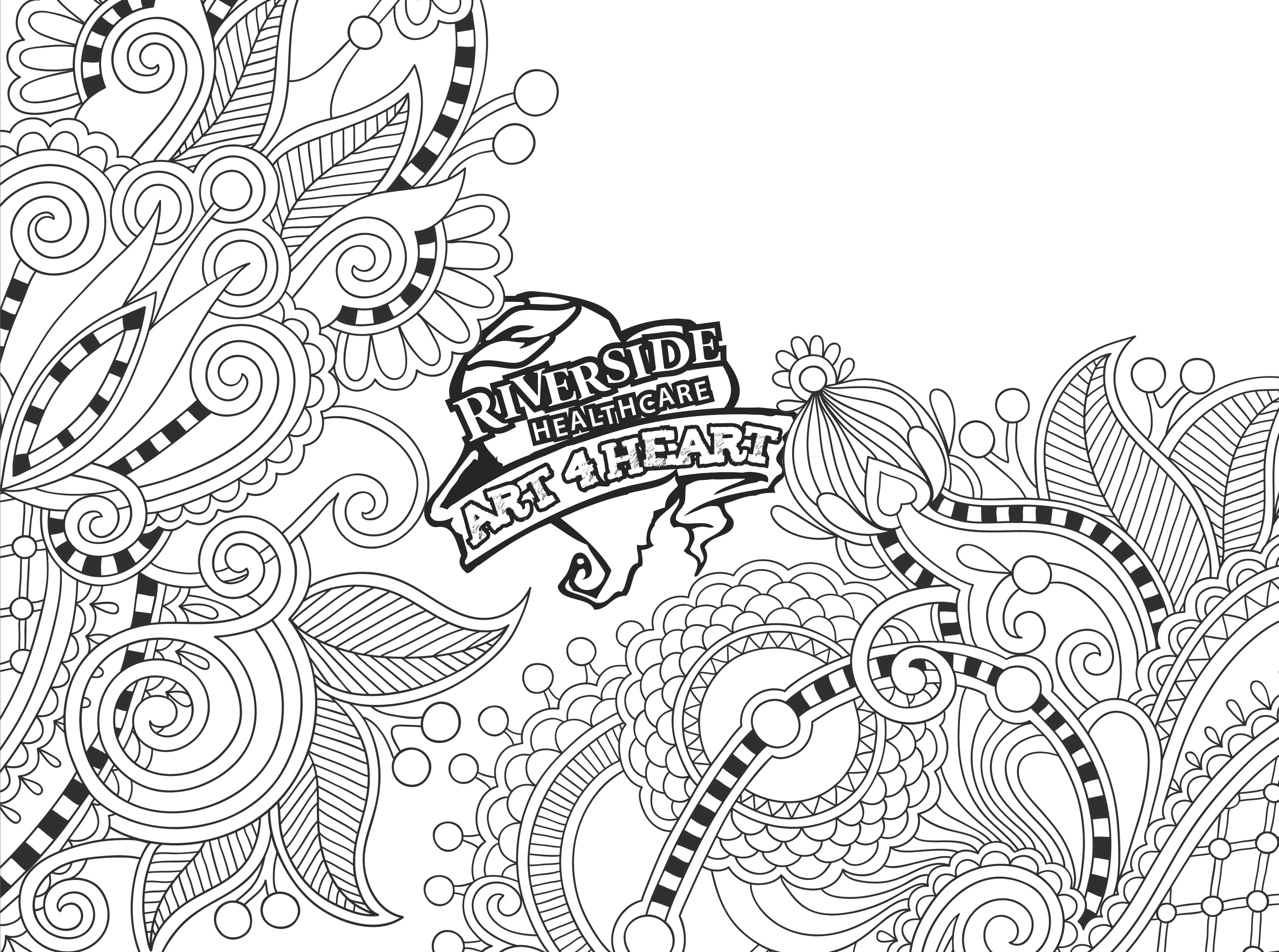 Healthcurrents 187 Printable Coloring Pages